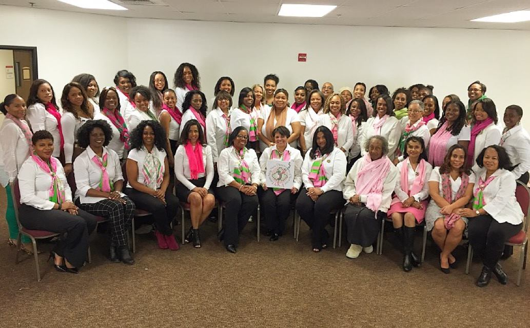 Alpha Kappa Alpha Sorority, Inc., Mu Epsilon Omega Chapter - LNDS