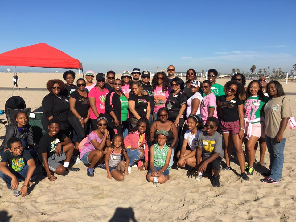 Alpha Kappa Alpha Sorority, Inc., Mu Epsilon Omega Chapter - Community Service