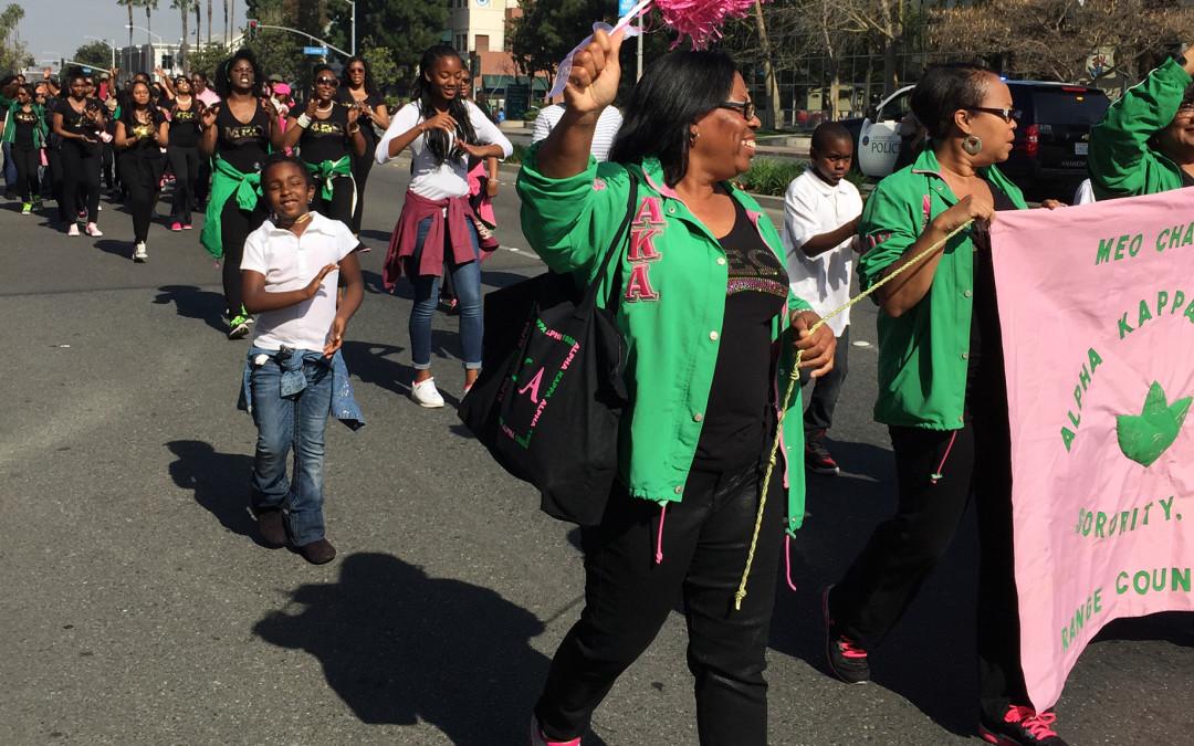 35th Annual O.C. Black History Parade