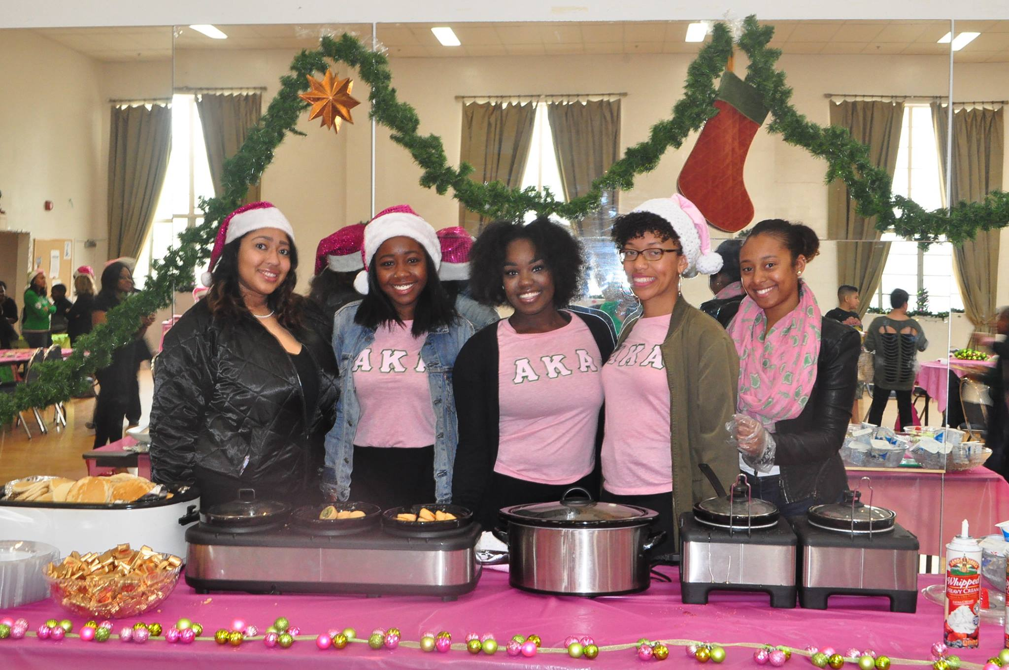 Alpha Kappa Alpha Sorority, Inc., Mu Epsilon Omega Chapter